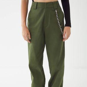 I.AM.GIA Green Track Pants